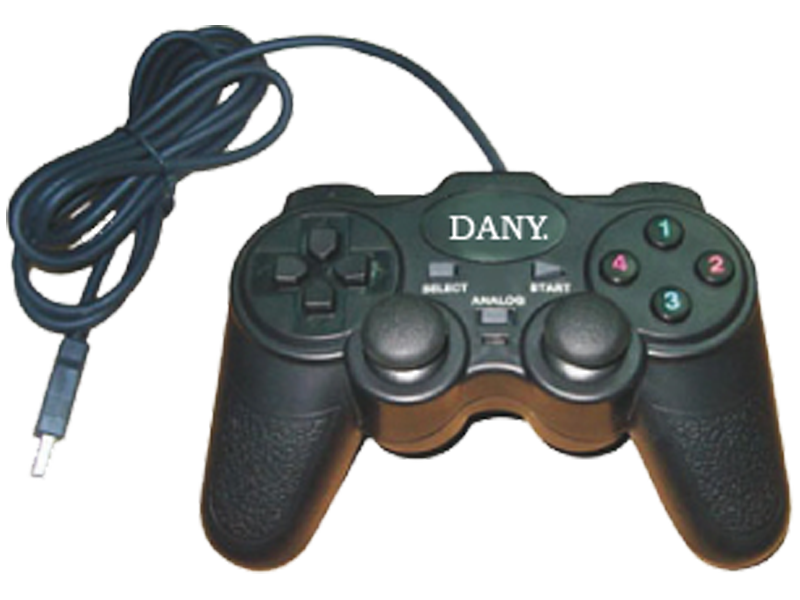 GP-300 ( Dual Shock & Stick )