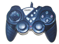 GP-400 ( Dual Shock & Stick, Fancy )