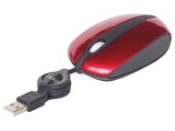 DM-900 Compact Retractable Mouse