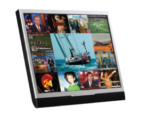 PNp_function Dany HDTV-1000 LCD HDTV Device with USB Video Player